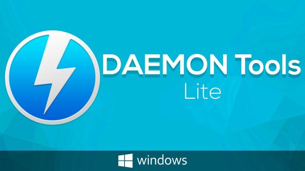 DAEMON Tools Lite 10.14.0 Crack & Full License Key 2020